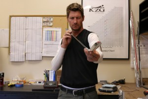 KZG Performance Center Master Builder Eric Sherman