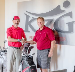 What makes a KZG fitting different?
